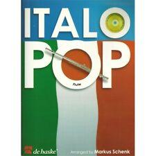 Italo Pop - FlautoArrangiatore: Schenk, MarkusLibro + CD