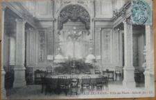 1907 Postcard: Casino Interior/Salle Jeu, Aix-Les-Bains