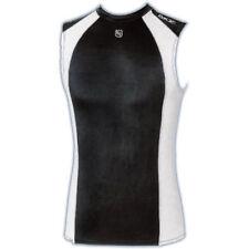 Rbk Platinum Stretch Mesh Sleeveless Hockey Shirt Med