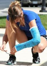 Fiberglass Long Arm Cast Kit | Medical Tape Casting Material Broken Arm
