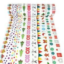 New listing New Design Diy Scrapbooking Decorative Sticky Adhesive Paper Sticker Washi Tape