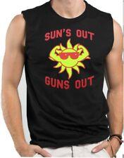 Sun's Out Guns Out Muscle Shirt Tank