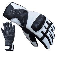 Skihandschuhe von ATTONO® Leder Ski Racing Handschuhe wasserdicht - Gr.: S-XXL
