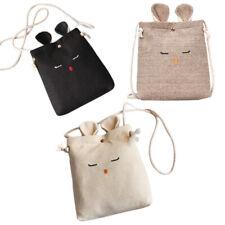 Korea Style Lady Rabbit Ear Cute Women Shoulder Bag Lovely Children One Sho F3T9