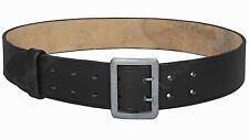 La seconde guerre mondiale armée allemande heer ceinture en cuir noir officiers avec boucle claw-toutes tailles