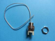 Hochvolt-Fassung R7s mit Silikonleitung 20cm 230V/6A, max. 1500W