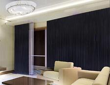 Large thick Black Velvet Curtain 300x230cm+full liner, Blockout,New