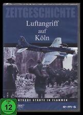 DVD LUFTANGRIFF AUF KÖLN - ZWEITER WELTKRIEG ****NEU***