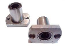 LMH8UU Linear Bearing - 8mm shaft - H Flang, LM8UU with Bracket - 3D Printer CNC