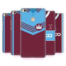 Officiel West Ham United FC Rétro Kits de coque arrière dur pour Xiaomi Téléphones 2
