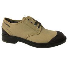 PEZZOL 1951 scarpa uomo in canvas beige e gomma mod MONSTER 014FZ-51
