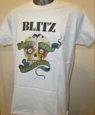 Blitz voice of a generation 80s street punk musique t shirt exploited uk subs 186