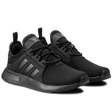 100% Adidas Originals X PLR BY9879 DAMENSCHUHE Sneakers Turnschuhe SCHWARZ BLACK