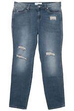 Tom Tailor Jeans Lynn Anti Fit Damen Hose Stretch Vintage Used Look Destroyed