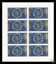 2009 Europa CEPT - Slovacchia - minifoglio
