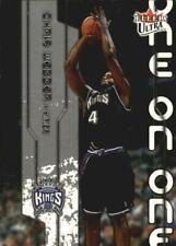2002-03 (KINGS) Ultra One on One #3 Chris Webber/Michael Finley