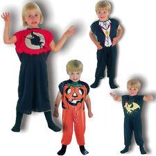 Bat Boy Pumpkin Witch Vampire Toddler Costume Fancyfull Front Book Week Day