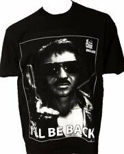 El Chapo Guzman T-Shirt Sinaloa Cartel I'll Be Back Drug Kingpin