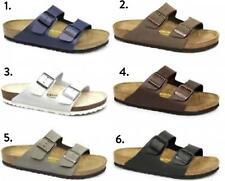 Birkenstock ARIZONA Mens Womens Unisex Birko-Flor Casual Summer Beach Sandals
