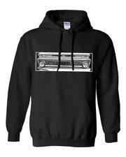 63 Chevy C10 Truck Hoodie, 1963 Chevrolet Pickup Sweatshirt Apparel