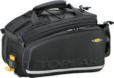 NEW Topeak MTX TrunkBag DXP Rack Bag Expable Panniers 22.6 Liter Black