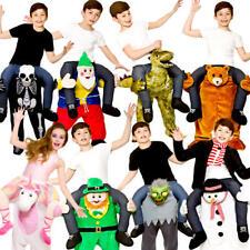 Carry Me Kids Fancy Dress Piggyback Ride On Novelty Girls Boys Childrens Costume