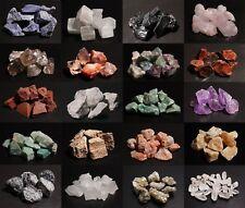 Packung Edelsteine Wassersteine Rohsteine Brunnensteine Dekosteine, Steinschatz