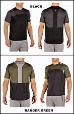 5.11 Tactical Max Effort Short Sleeve T-Shirt, 2 Colors - Black and Ranger Green