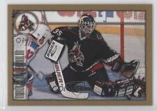 1998-99 Topps O-Pee-Chee #115 Nikolai Khabibulin Phoenix Coyotes Hockey Card