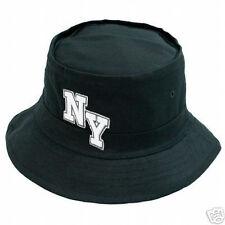 NEW YORK Fisherman's Hat Hut SCHWARZ