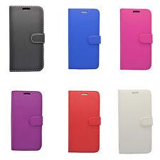 PER SAMSUNG GALAXY J3 2016 Portafoglio Libro Flip in vari colori Custodia cover