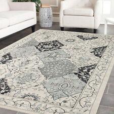 JAMES 802 BLUE TRADITIONAL RUG Large Carpet Floor Persian Mat FREE POST*