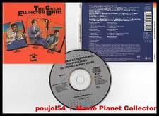 THE GREAT ELLINGTON UNITS (CD)Hodges,Bigard,Stewart1988