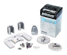 OEM 2003-up MerCruiser Bravo 3 Aluminum Anode Zinc KIT 888761Q02 / 97-888761Q04