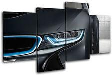 BMW I8 Cars MULTI DOEK WALL ART foto afdrukken
