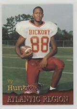 1996 Roox Atlantic Region High School Football #44 Ty Hunt Rookie Card