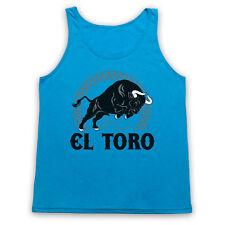El Toro Espagnol Bull Cool Rétro Espagne culture animaux Unisexe tank top gilet
