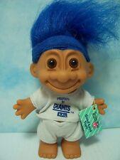 "NEW YORK GIANTS NFL SPORTS TROLL - 5"" Russ Troll Doll - NEW STORE STOCK"