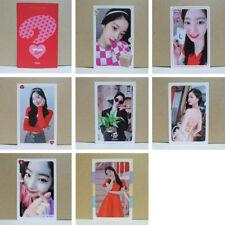 TWICE What is Love? 5st Mini Album Dahyun Photocard Select Option + Gift Card