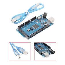 ATmega2560-16AU Mega 2560 R3 CH340G Board ATTINY85 USB Cable Compatible Arduino