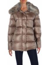 RALPH LAUREN Women's Cayfrutray DOWN Puffer Jacket Winter Coat Faux Fur Sz S,M,L