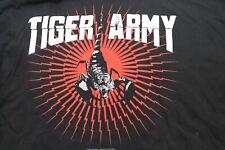 TIGER ARMY - Tiger/Scorpion T-shirt ~Never Worn~ XL