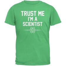 Trust Me Im A Scientist Irish Green Adult T-Shirt