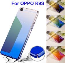 For OPPO R9S Case Back Cover Bi Colour Case Cover For OPPO R9S
