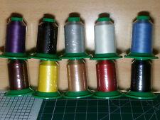 Tytan - Embroidery Machine Bobbin Thread 5000m - Multicolour
