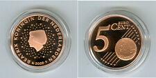 Niederlande  5 Cent  PP/Proof  (Wählen Sie zwischen den Jahrgängen: 1999-2017)