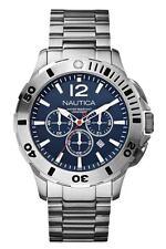 Nautica N19582G BFD 101 Sporty Stainless Steel Bracelet Men's Watch