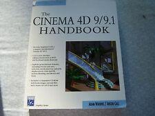 The Cinema 4D 9/9.1 Handbook by Adam Watkins and Anson Call (2005, Paperback)