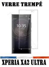 @ vitre protection en verre trempé film protecteur écran Sony Xperia XA2 Ultra