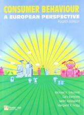Consumer Behaviour: A European Perspective, Hogg, Margaret K. Paperback Book The